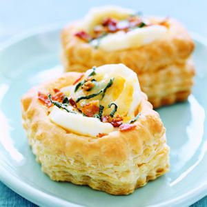 Puff Pastry Appetizers| MyRecipes.com