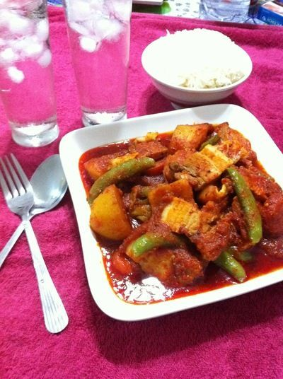 Curry Debal (Eurasian Devil's Curry) | Recipes | Pinterest | Recipe ...