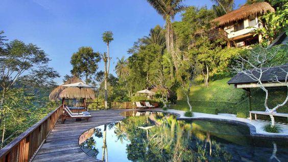 Nandini Bali Jungle Resort & Spa (Ubud, Bali, Indonesien)