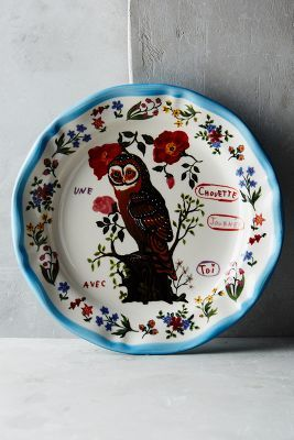 Nathalie Lete Plate