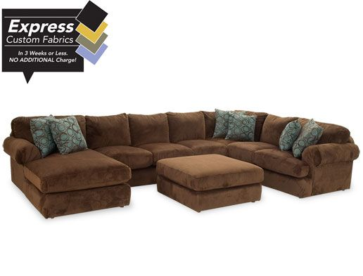 Scottsdale 2 Jeromeu0027s Sectional $1799 | My future dream home ) | Pinterest  sc 1 st  Pinterest : jeromes sectional sofas - Sectionals, Sofas & Couches