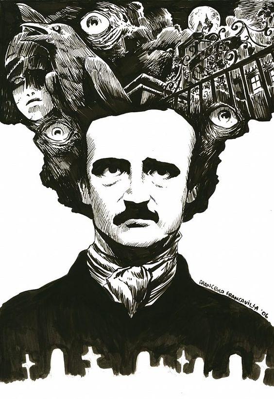 El Retrato oval por Edgar Allan Poe