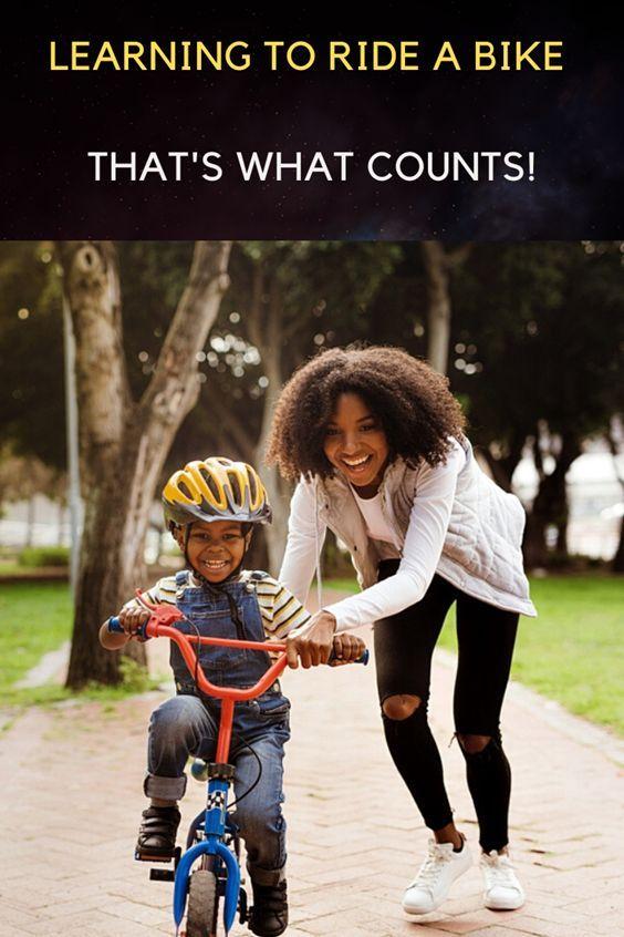 Ride A Bike Learn Learn Fahrrad Fahren Lernen Faire Du Velo
