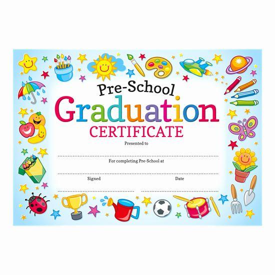 Pre K Certificate Templates Best Of Pre School Graduation Certificate Dannybarrantes Te Graduation Certificate Template Preschool Graduation Pre K Graduation