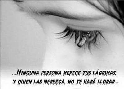 Ninguna persona....
