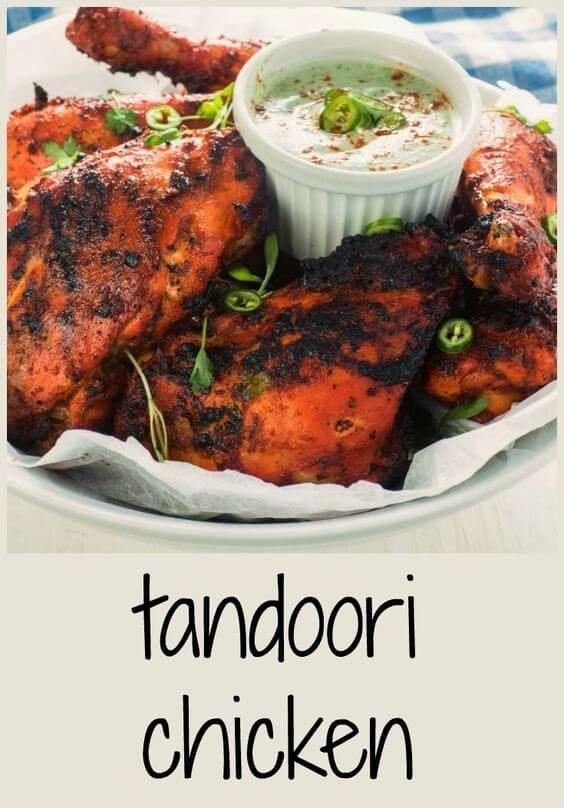 20 Tandoori Chicken Recipes For Summer Meals Tandoori Chicken Chicken Recipes Indian Food Recipes