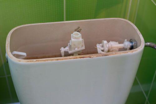 タンク 重曹 トイレ