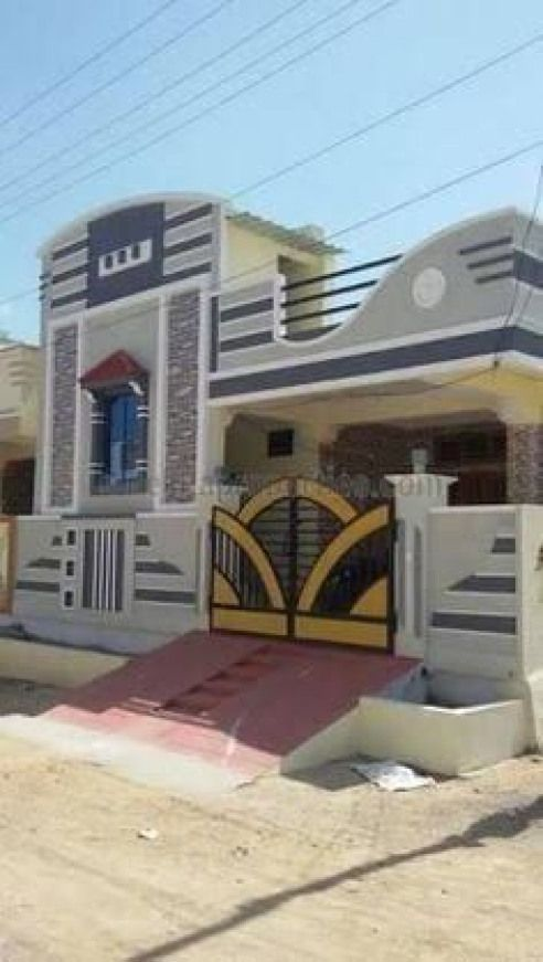 Best 25 Front Elevation Designs Ideas On Pinterest Her Crochet House Front Design Independent House Architecture House