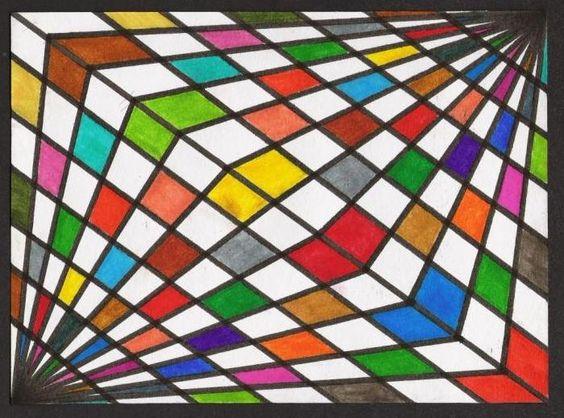 dibujos abstractos faciles de hacer buscar con google