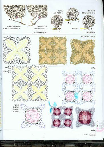 Elementy - Szydełko - wang691566169 - Álbuns da web do Picasa