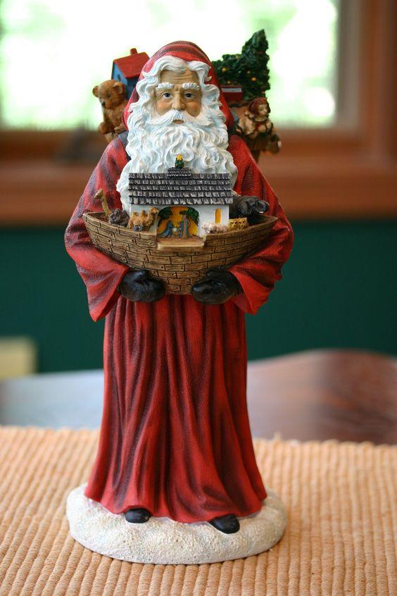 Pipka memories of christmas le ark santa