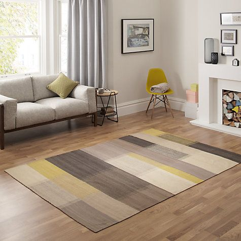 John Lewis Malmo Rug Citrine Online At Johnlewis Com Furnished Pinterest Living Rooms And Room
