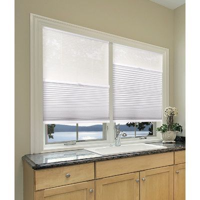 Found it at Wayfair - Cordless Day and Night Cellular Shade