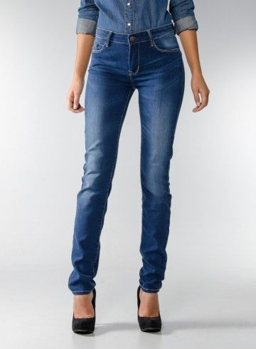 Jeans Lauren Skinny - Tiffosi denim