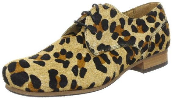 John Fluevog Women's CBC W Jaguar Oxford: Shoes