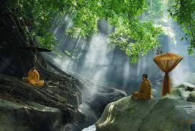 Fantástico lugar que invita a la meditación
