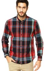 Camisa Rockstter Vermelha - Compre Agora | Dafiti Brasil