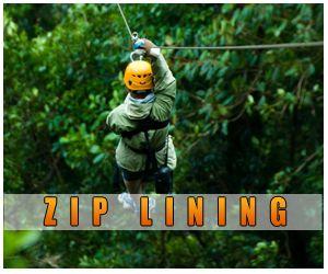 Open Sky Adventures - Recreational Services Grand Falls - Zip Lining