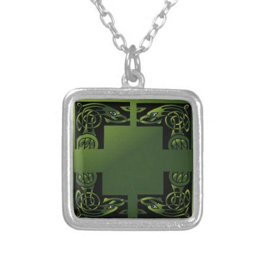 Celtic Dragon Necklaces  #Celtic #Dragon #Necklace #Pendant