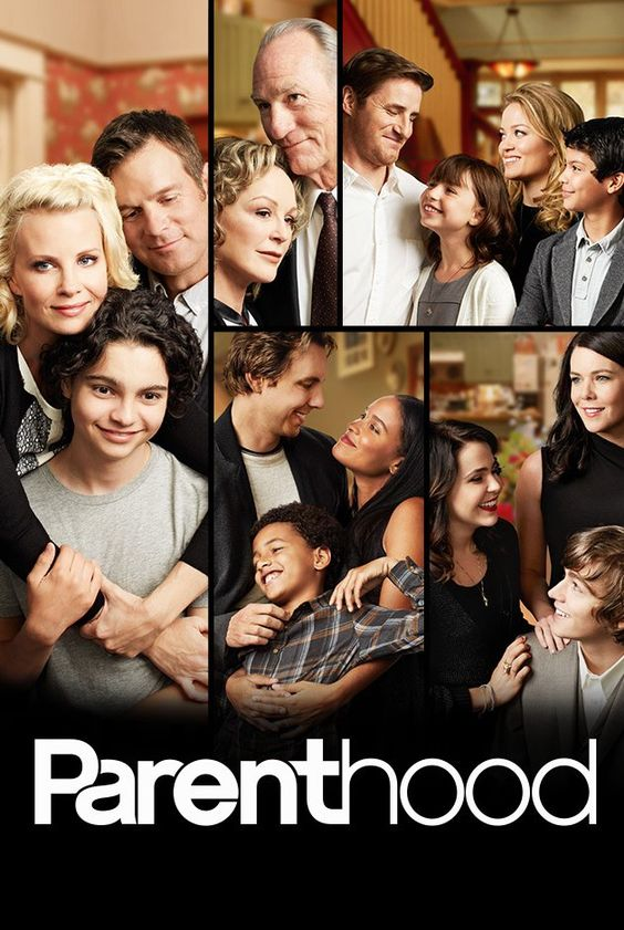 Parenthood - With Peter Krause, Lauren Graham, Dax Shepard, Monica Potter.: