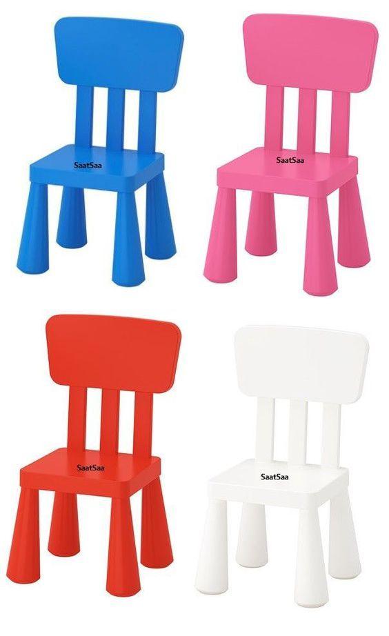Ikea Mammut Children S Chair In Outdoor Childrens Chairs