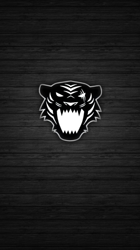 kinjaz tiger logo iphone wallpaper urban ninja