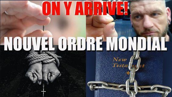 NOUVEL ORDRE MONDIAL LA MARQUE DE LA BETE 666 ARRIVE PUCE RFID!