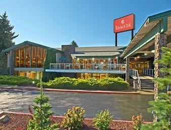 Amada Spokane Airport And Indoor Water Park Is A 3 Star Hotel Near