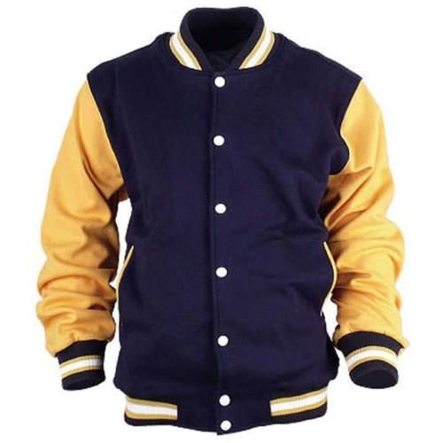 New Varsity College Letterman Jacket School Uniform Jersey