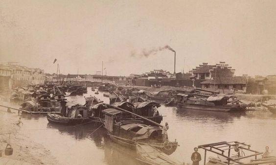 China, 1890