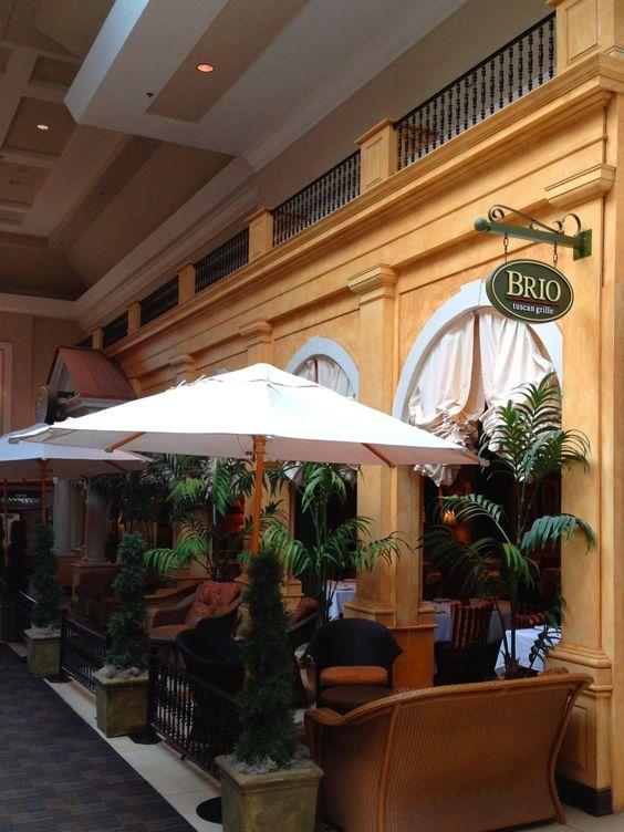 International Mall Tampa Italian Restaurant