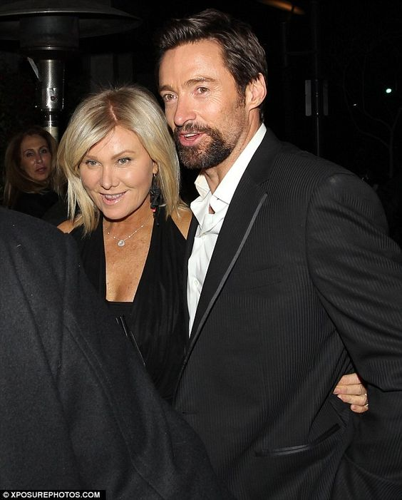 hugh jackman and wife relationship