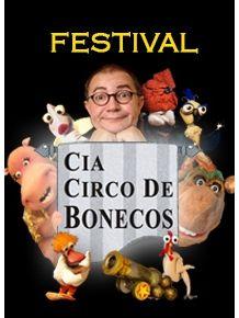 FESTIVAL CIRCO DE BONECOS