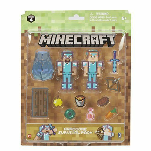 Mattel Minecraft Ultimate Collector/'s Pack STEVE with Arrows 3 inch Scale Figure