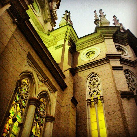 Catedral da Boa Viagem, em Belo Horizonte.