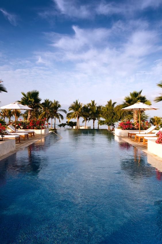 The St. Regis Resort, Punta Mita, México