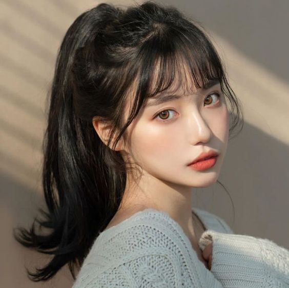 Daftar Ulzzang Korea yang cantiknya melebihi Dewi Fortuna.  Semoga in… #fiksipenggemar # Fiksi Penggemar # amreading # books # wattpad