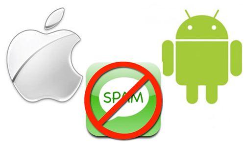 iOS ve Android'de İstenmeyen SMS'leri Engelleyin!