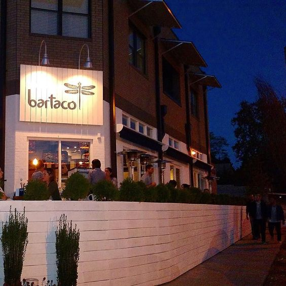 Dear Nashville we're ALREADY loving your vibes! And can we take a moment to look at the beautiful sky!  #bartaco #bartacolife by bartacolife