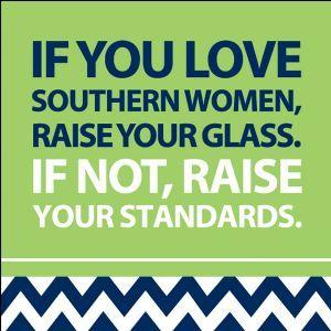 God bless southern women!
