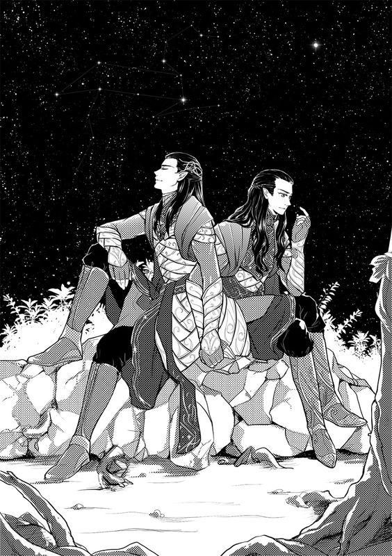 Earendil and Elrond et al. [10]