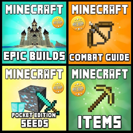 Minecraft Essential Handbook: Minecraft Seeds, Minecraft Builds, Minecraft Items, & More  ($6.04) http://www.amazon.com/exec/obidos/ASIN/B00I6SR9F2/hpb2-20/ASIN/B00I6SR9F2