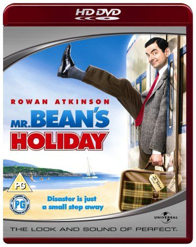 Mr Bean's Holiday [HD DVD] A great comedy loved it 5*****
