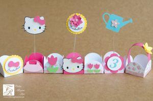 Festa Hello Kitty no Jardim Encantado! | Talita Regina