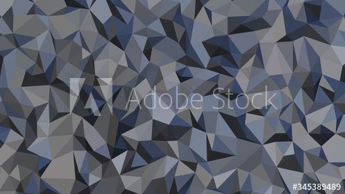Abstract Polygonal Background Geometric Slate Gray Vector Illustration Colorful 3d Wallpaper Vector Modern Poly In 2020 Vector Illustration Abstract 3d Wallpaper