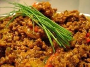 Ricette brasiliane del lunedì: xinxim de bofe ~ Cultura Brasil