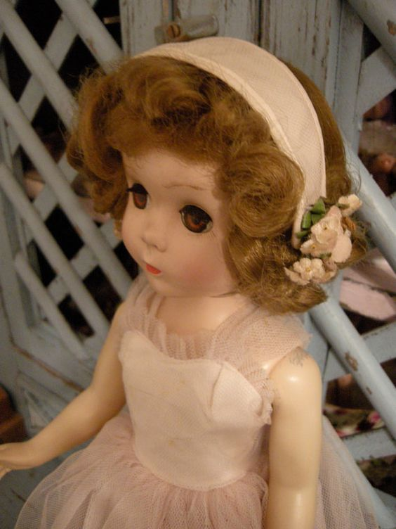 MA maggie bridesmaid doll