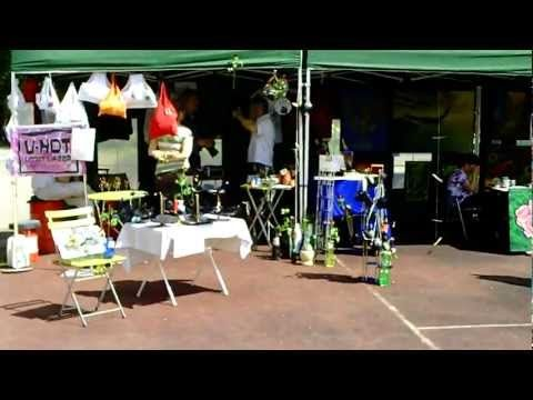 """""""GE-künstelt!"""" Am 5ten 8ten hat es den Künstler-Markt von """"PUNKY & E c.o.r.a."""" in GE gegeben  http://www.youtube.com/watch?v=eaITecCOXtU=relmfu"""