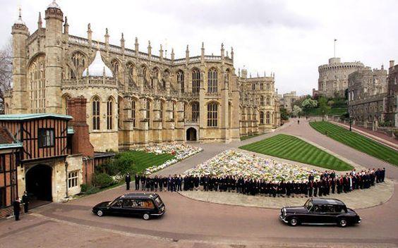 Windsor Castle - world's largest residential castle