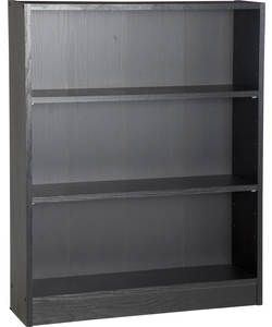 HOME Baby Bookcase - Black.